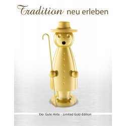 Luxuxs Räuchermann - Der gute Hirte -Lim. GoldEdition